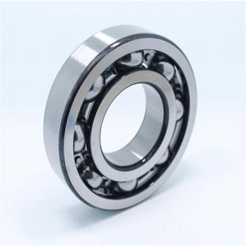 3907-2RS Double Row Angular Contact Ball Bearing 35x55x15mm
